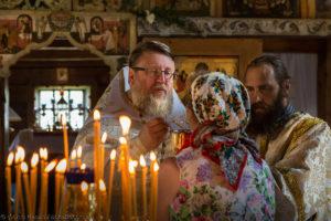 19 августа состоится освящение церкви Преображения Господня Кижского погоста